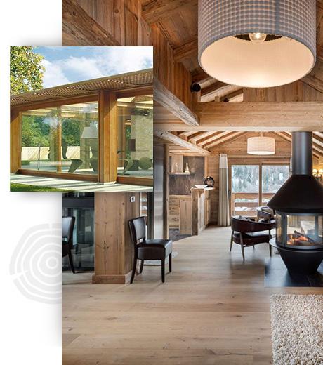 Maisons et bois